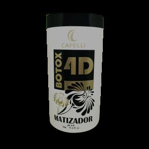 BOTOX 4D MATIZADOR