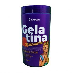 GELATINA CAPILAR BLOND