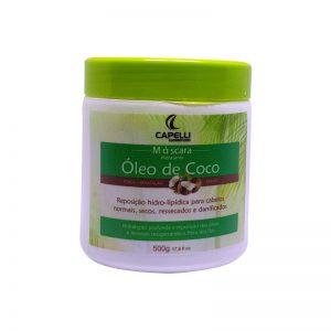 MÁSCARA COM ÓLEO DE COCO 5OOG