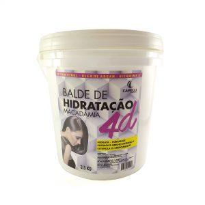 Balde Macadâmia 3,5kg