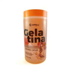 Gelatina Hidratante Capilar 250g e 1kg